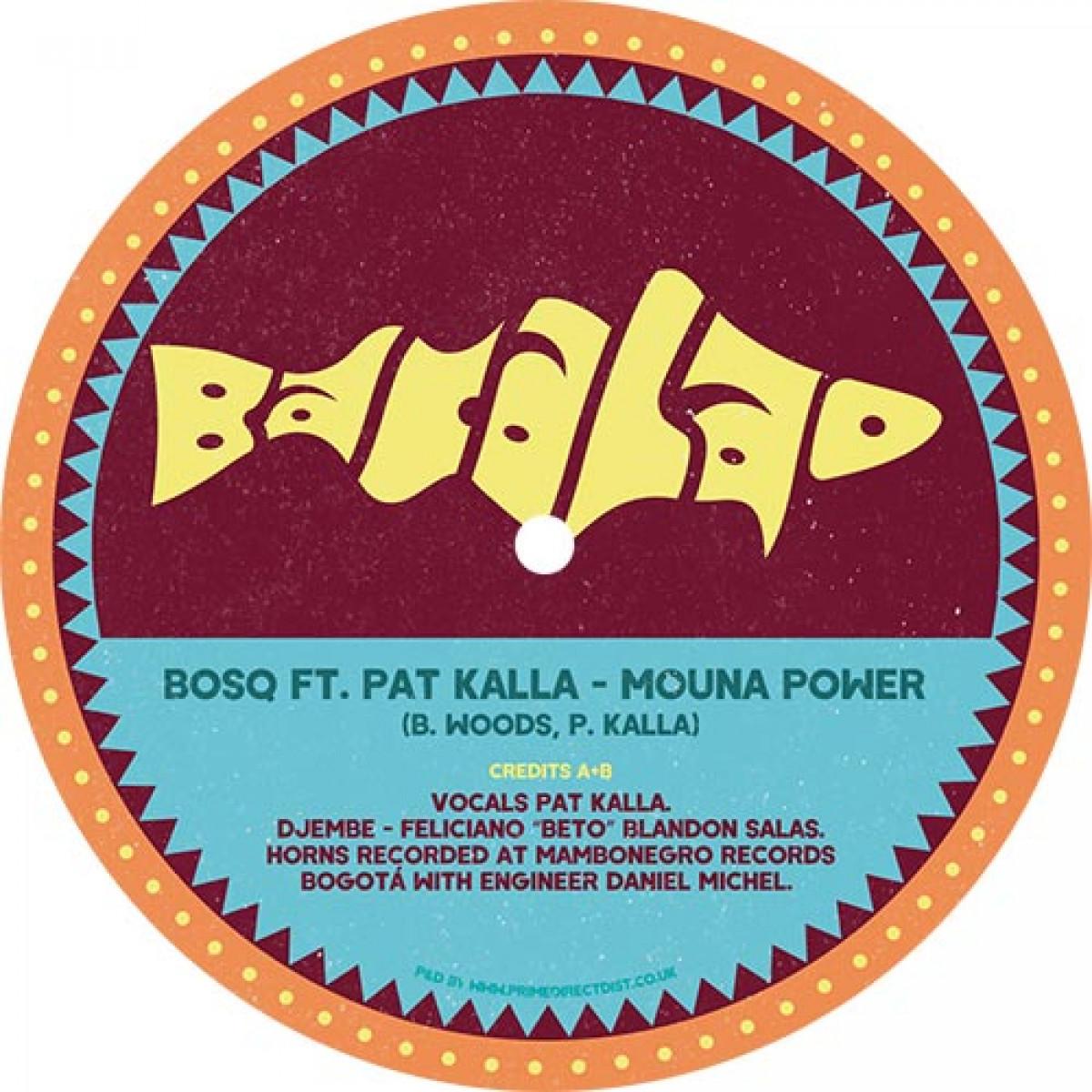 BOSQ Mouna Power