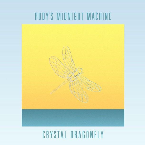 Rudys Midnight Machine Crystal Dragonfly