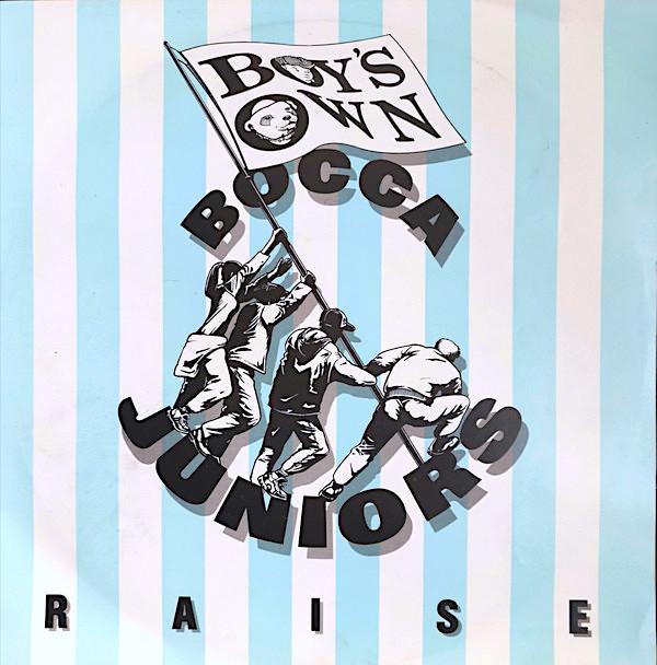 Bocca Juniors – Raise
