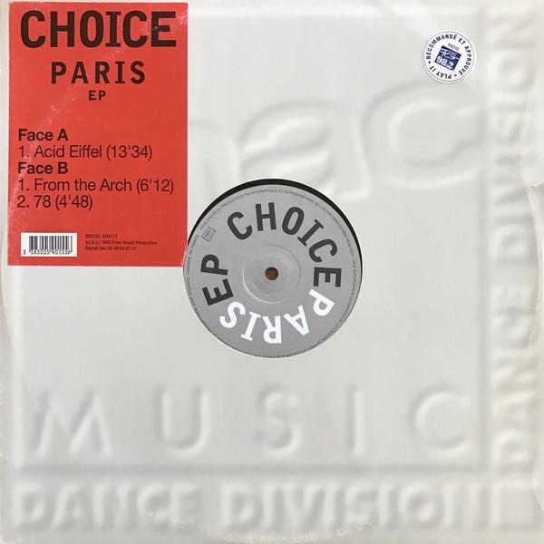 Choice – Acid Eiffel