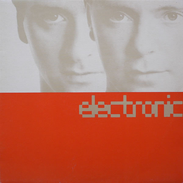 Electronic – Factory Records