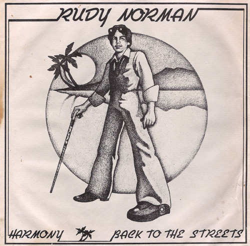 Rudy Norman Back To The Streets Art