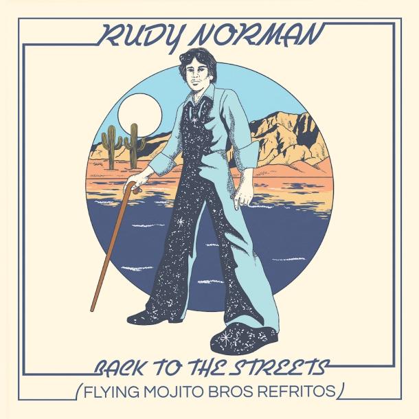 Rudy Norman Remix Art