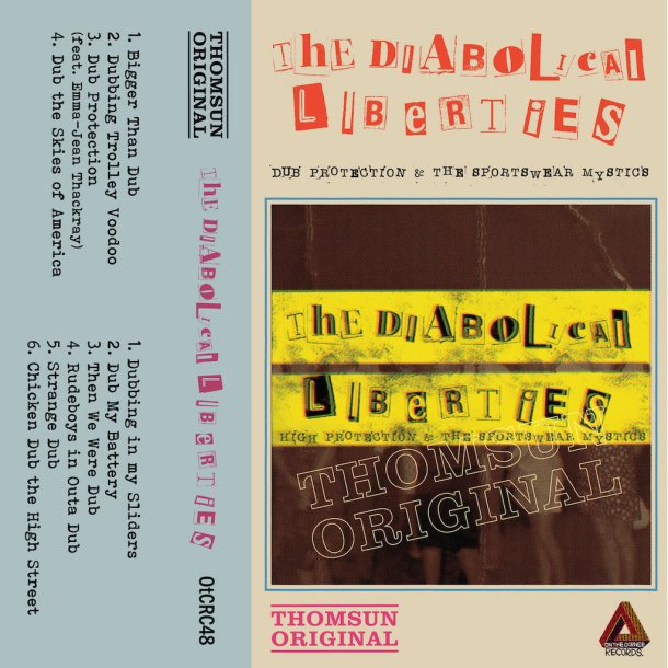 ThE DiAboLIcaL LibERTieS - Dub Protection