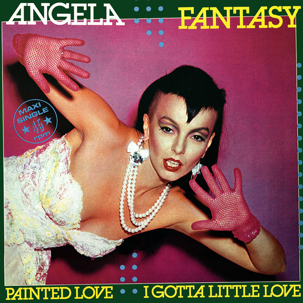 Angela – I Gotta Little Love