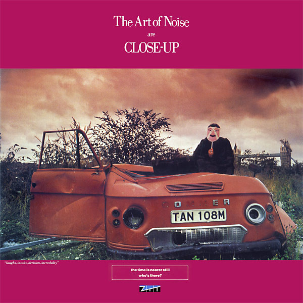 ART Of Noise Close Up