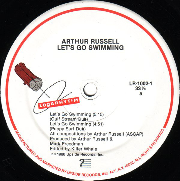 Arthur Russell – Let's Go Swimming