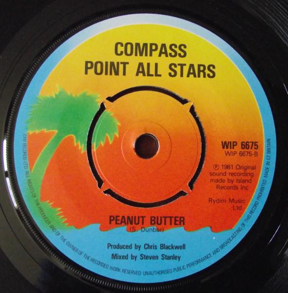 Compass Point Allstars – Peanut Butter