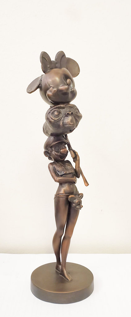 Erik Foss Amercian Sculpture 1