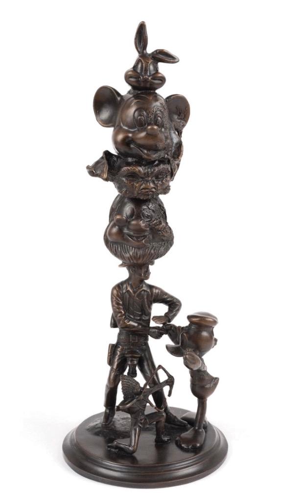 Erik Foss American Sculpture 2
