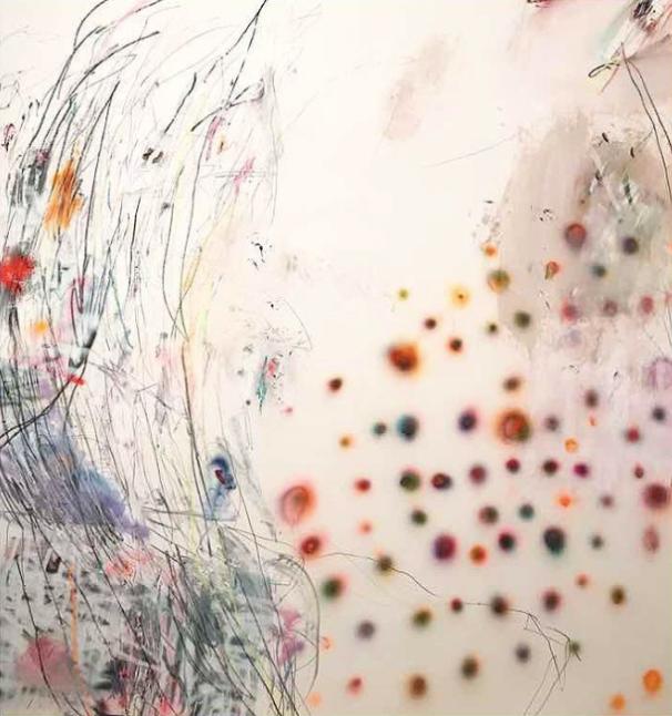 Erik Foss Dot Painting 2019