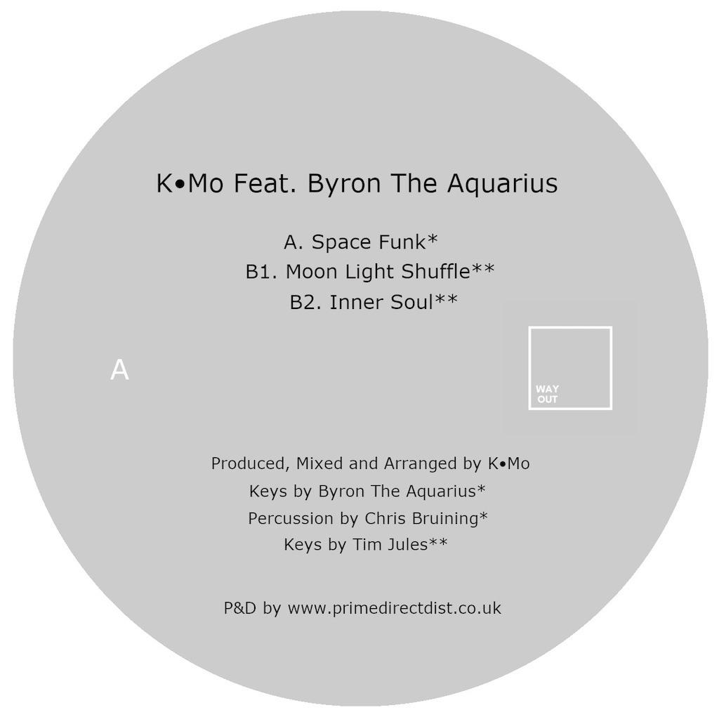 KMO Byron The Aquarius Art