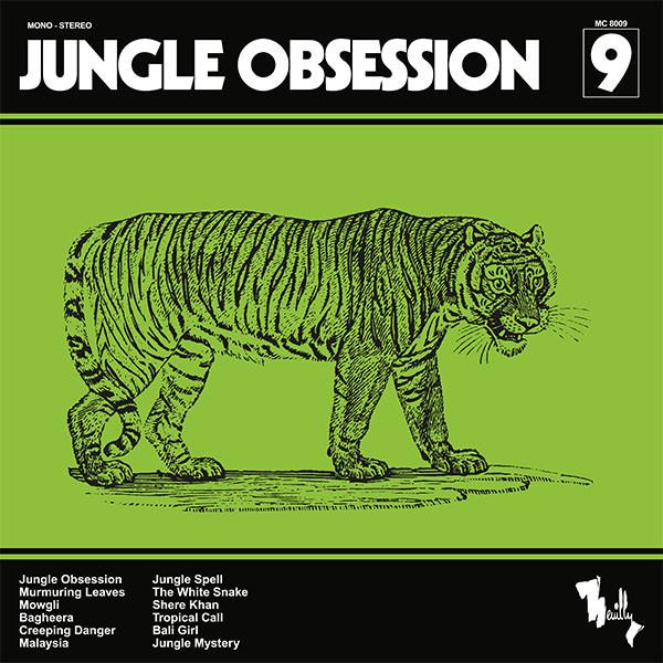Nino Nardini Roger Roger – Jungle Obsession