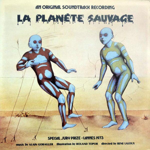 Alain Goraguer – La Planete Sauvage