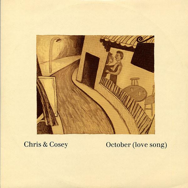Chris Cosey – October