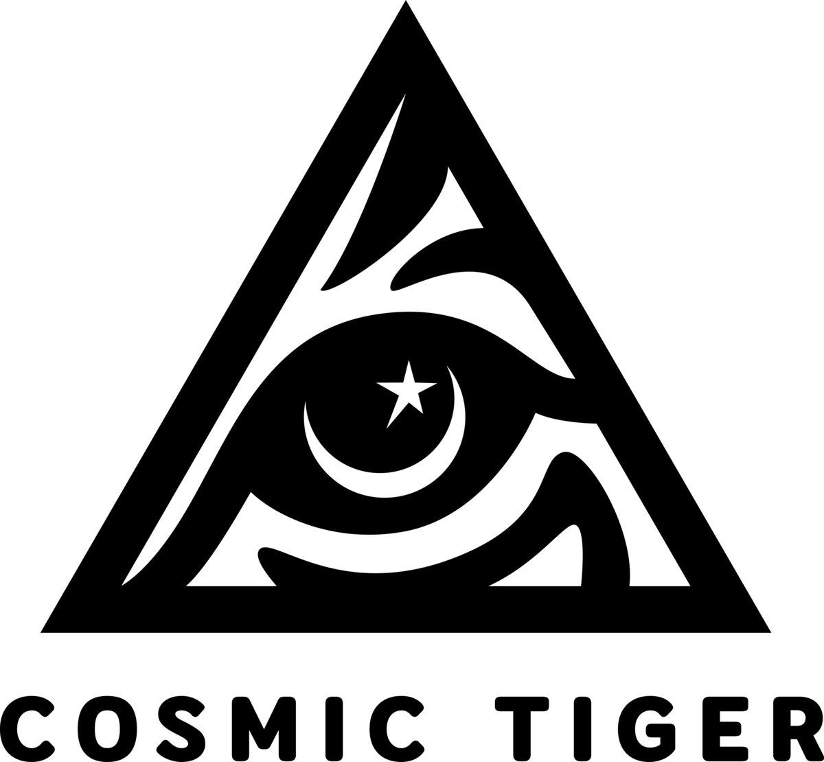 cosmic tiger logo