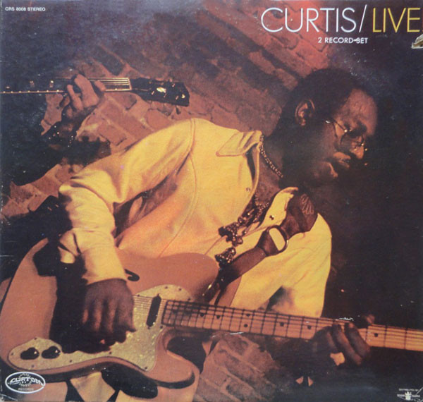 Curtis : Live!