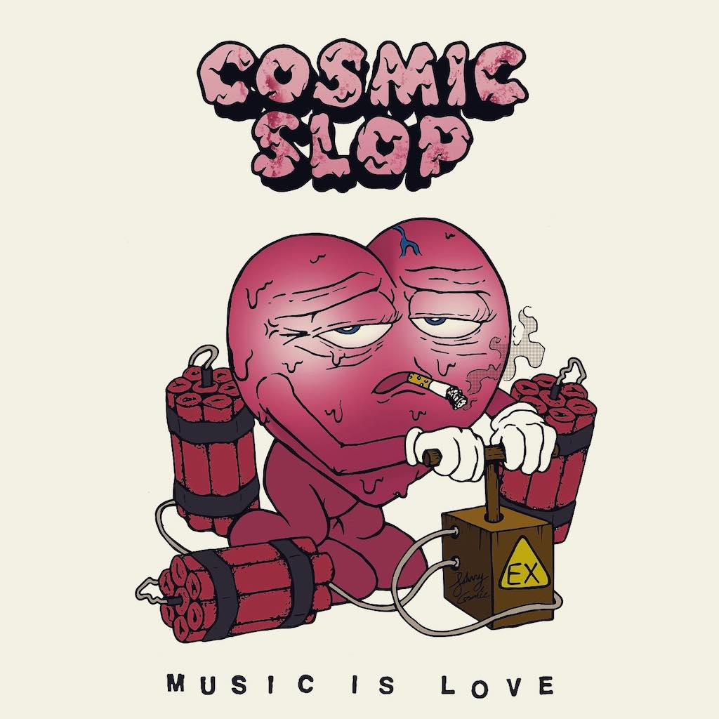 cosmic slop poster