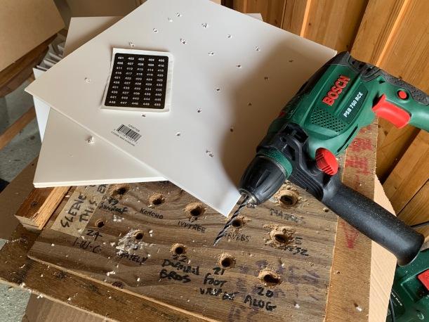 fatcat split series drill template