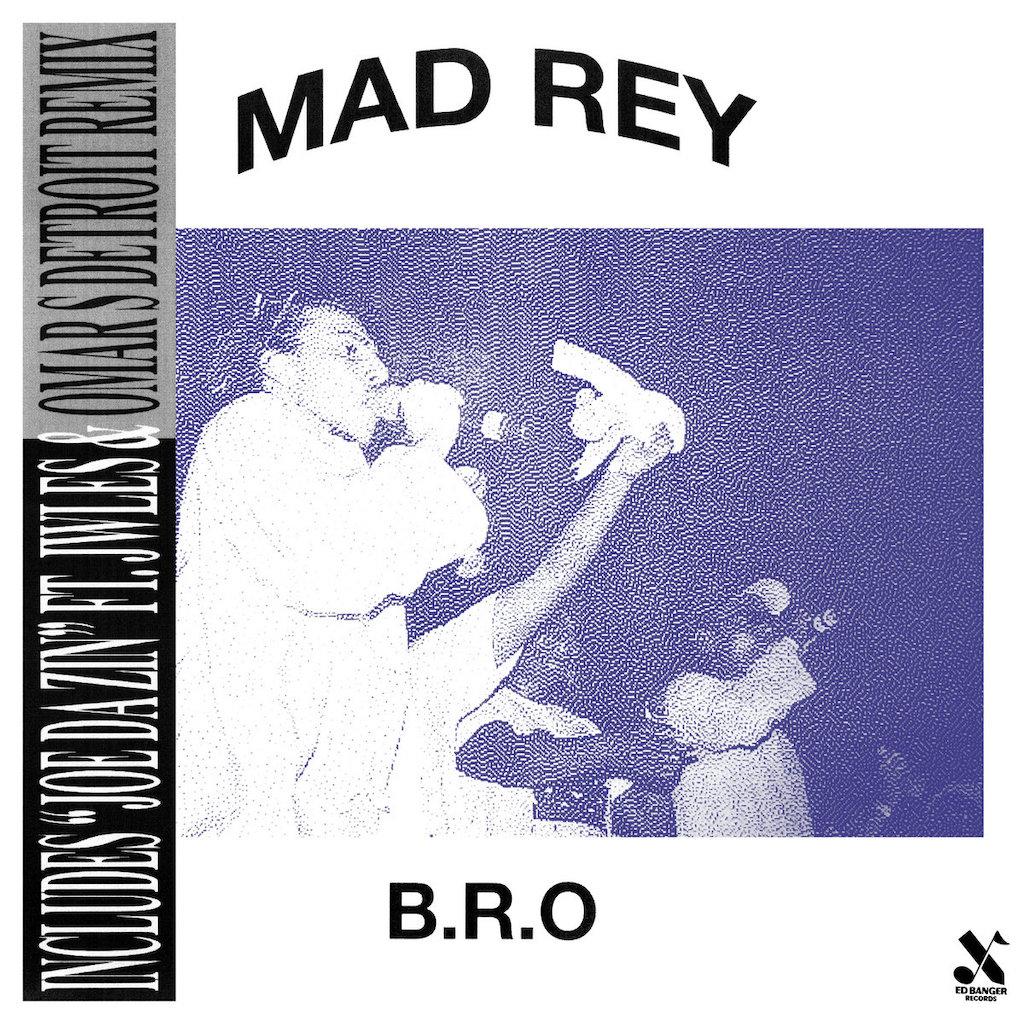 Mad Rey - Joe Da zin