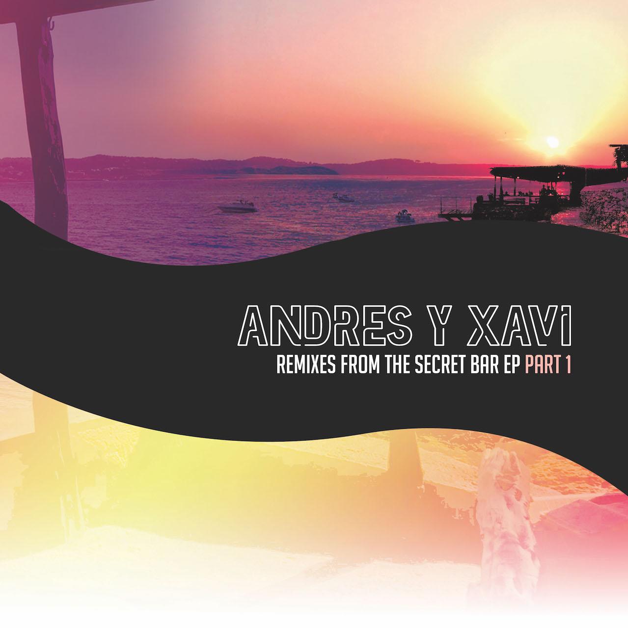 andres y xavi remixes cover