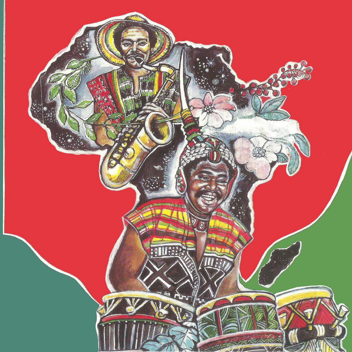 Okyerema Asante : Drum Message