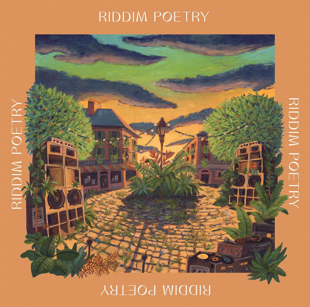Various : Riddim Poetry