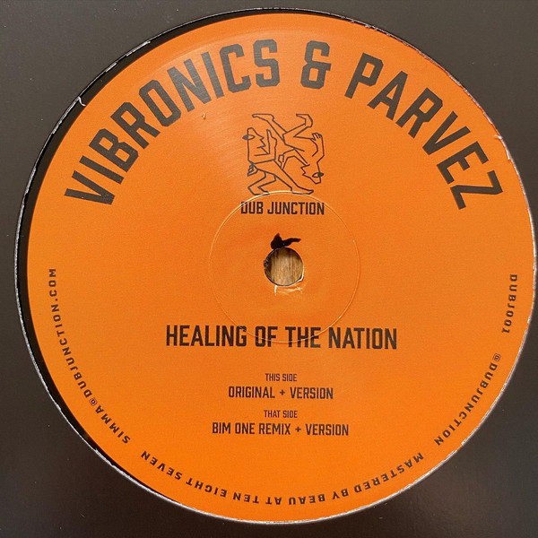 Vibronics - Healing Of The Nation