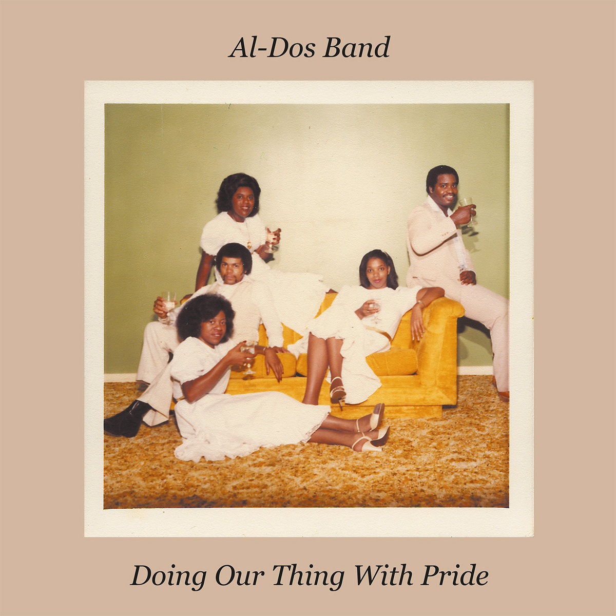 Al-Dos Band : Doing Our Thing With Pride