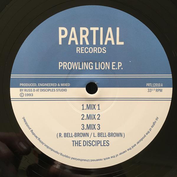 Disciples : Prowling Lion : Partial