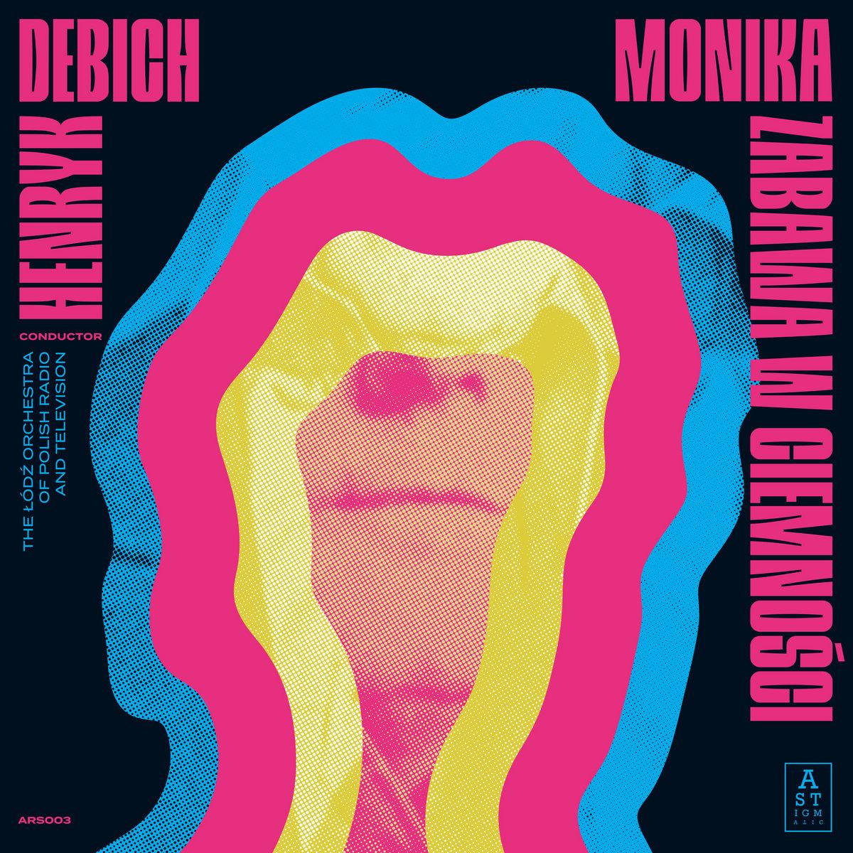 Henryk Debich : Monika : Zabawa w ciemności