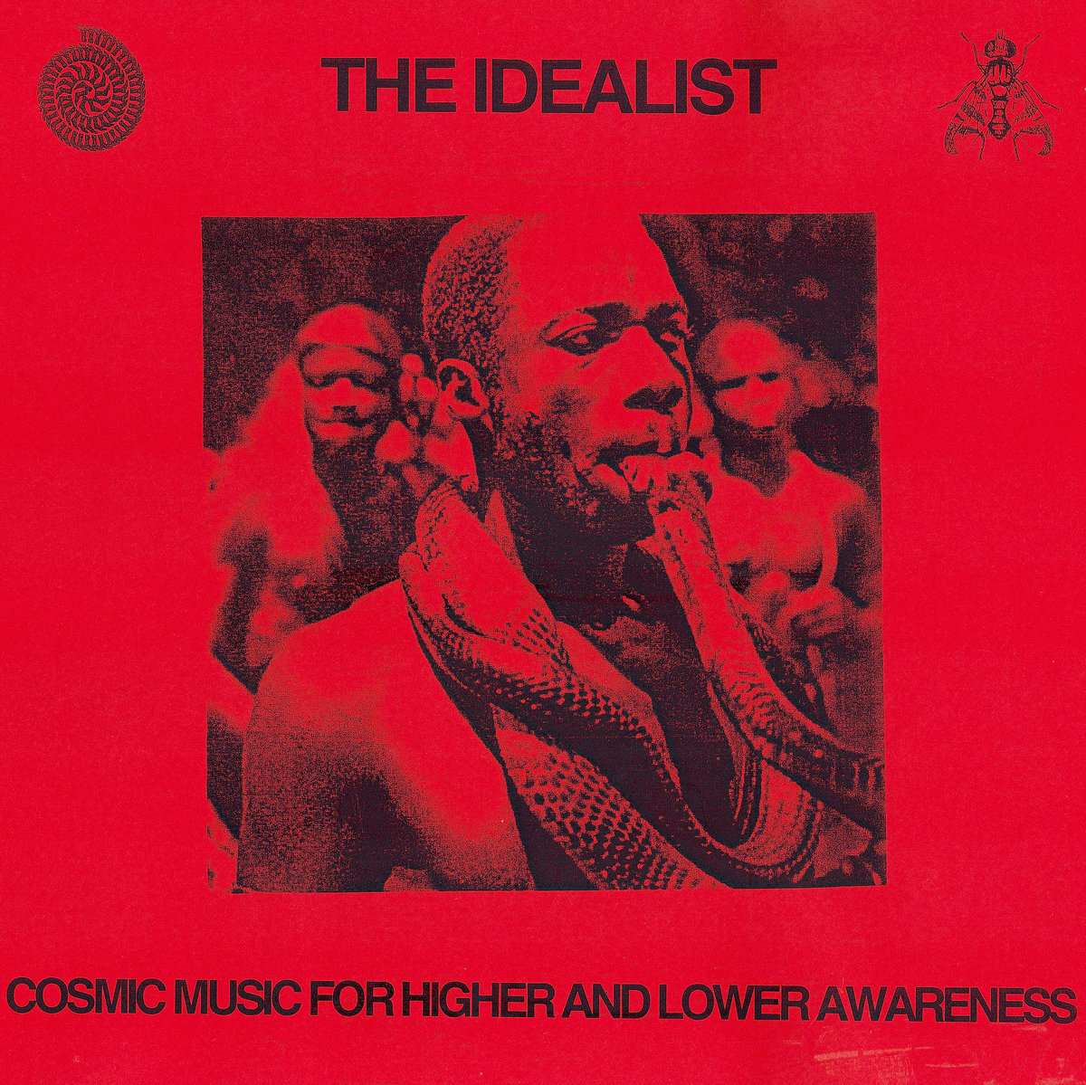 The Idealist : Cosmic Music For Higher And Lower Awareness