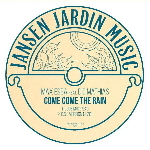 Max Essa : Come The Rain